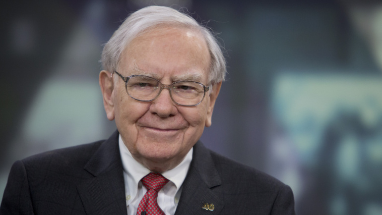 Warren Buffet Does it Again!